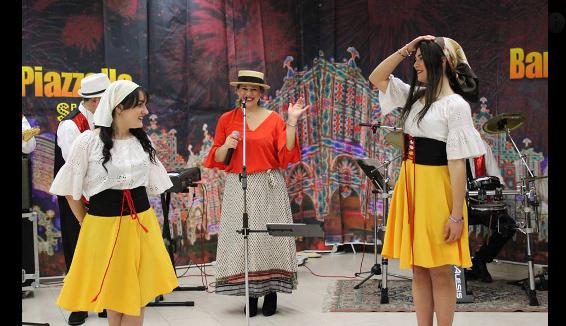 Quand'è belle lu dialette: nuovo video per Banda Piazzolla