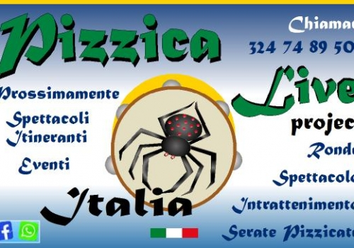 Pizzica Live Project
