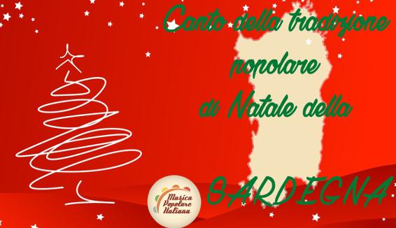 Canto della Tradizione Popolare di Natale della Sardegna