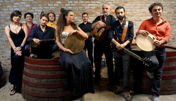 Sicily Folk Orchestra: la mini tournée in Sicilia