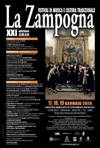 La Zampogna - Festival di Musica e Cultura Tradizionale 2014