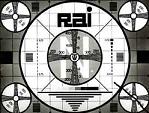 logo Rai - Anni 50