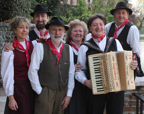 Musica Popolare Italiana - Gruppo El Canfin