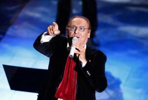 Renzo Arbore a Sanremo
