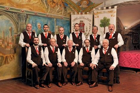 Su musica popolare italiana I Cardellini del fontanino