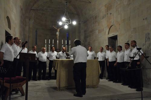 Su musica popolare italiana il Coro di Florinas