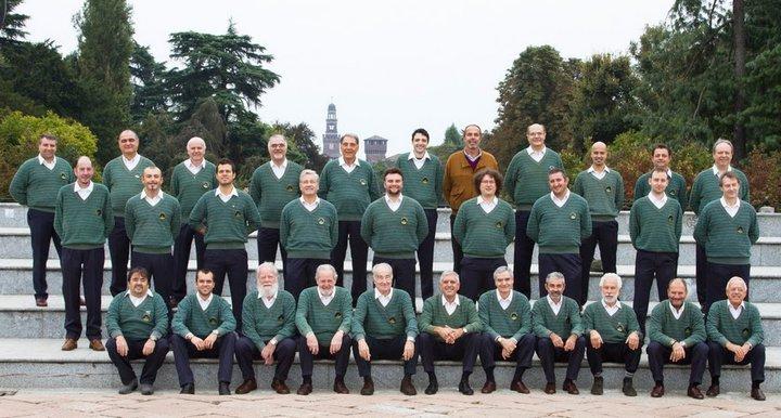 Su musica popolare italiana il Coro Ana di Milano
