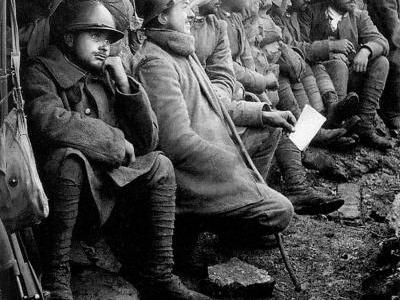 Su musica popolare italiana Ta pum e la Grande Guerra