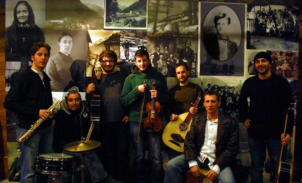 Su musica popolare italiana l'Orage