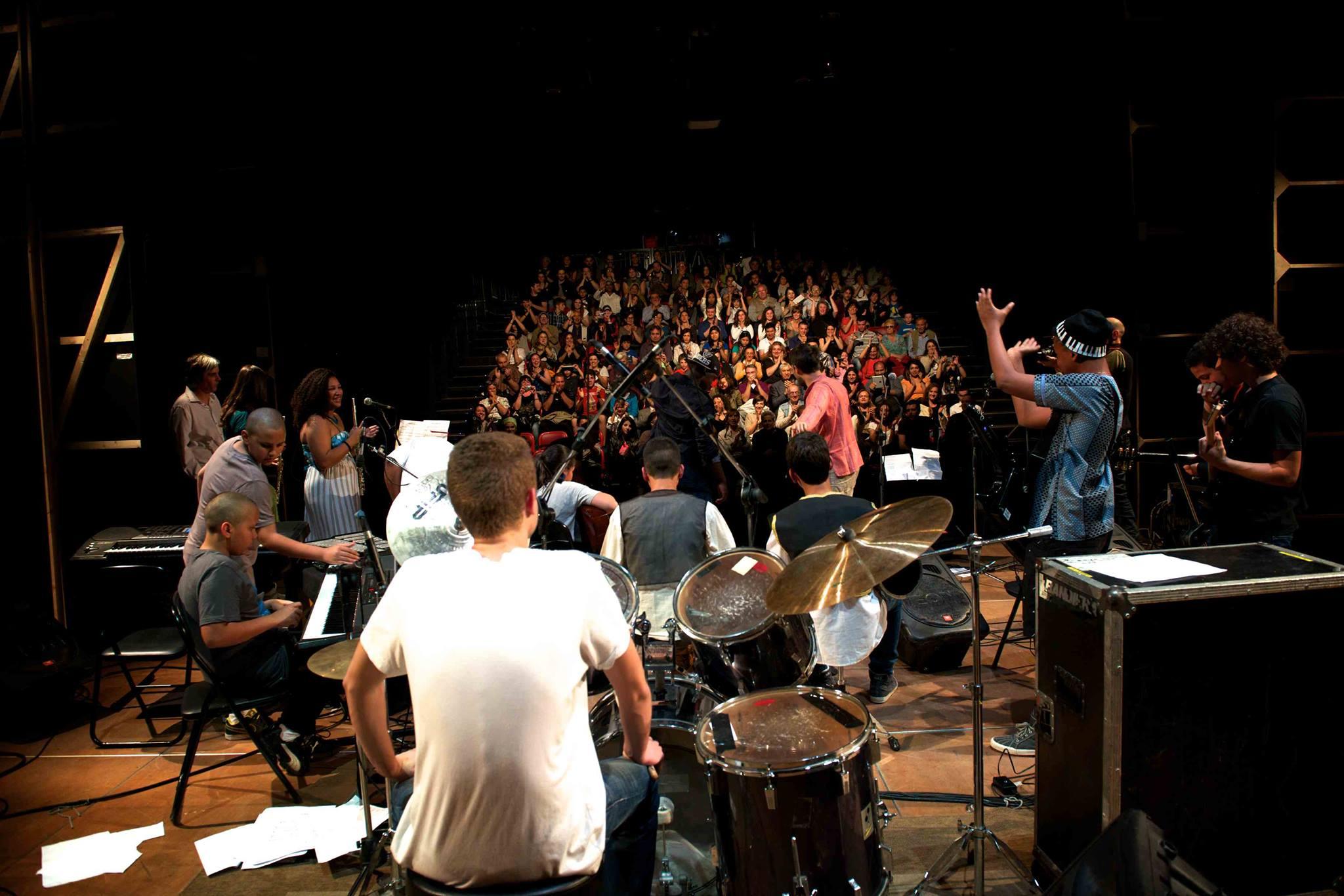 Piccola Orchestra di Tor Pignattara su Musica Popolare Italiana