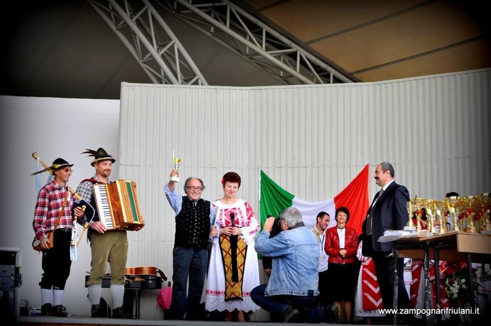 Zampognari Friulani su Musica Popolare Italiana