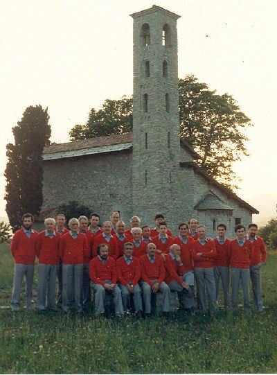 Su musica popolare italiana il Coro Nigritella