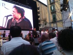 Enzo Avitabile e i Bottari di Portico su Musica Popolare Italiana