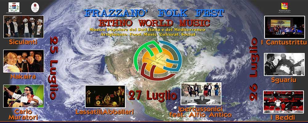 Frazzano Folk Fest su Musica Popolare Italiana