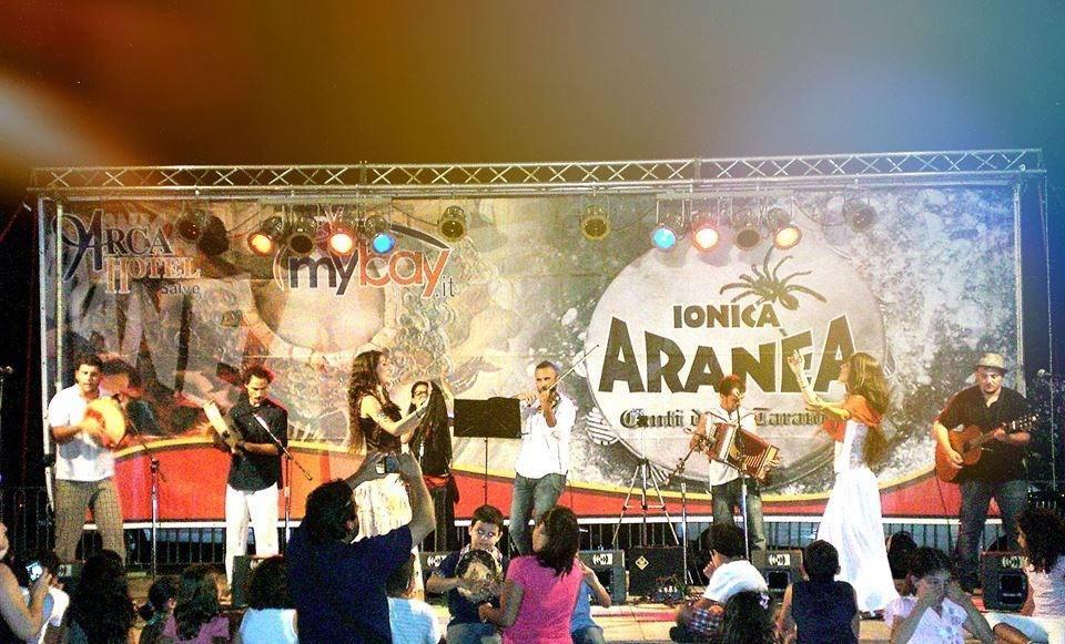 Ionica Aranea su Musica Popolare Italiana