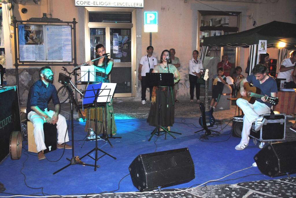 Tamborea - Progetti Popolari su Musica Popolare Italana