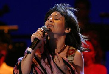Su musica popolare italiana Elena Ledda