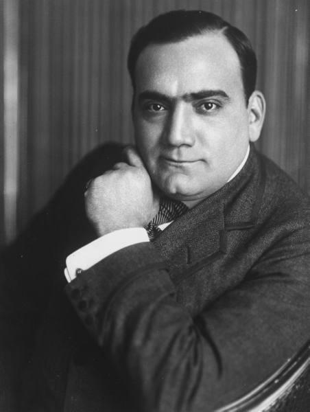 Su musica popolare italiana Enrico Caruso