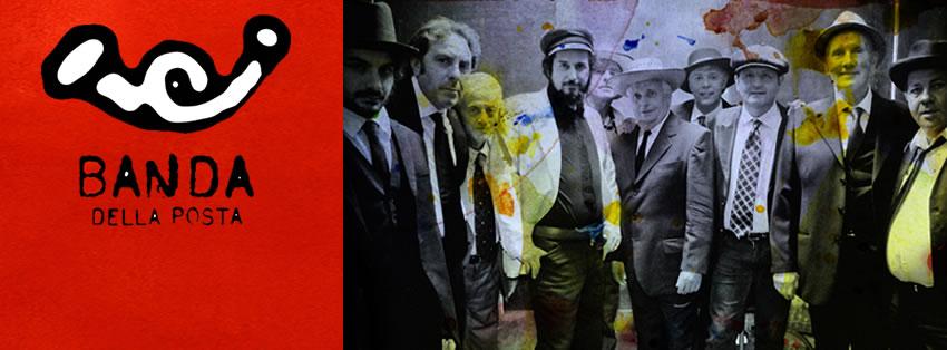 Vinicio Capossela e la banda della Posta