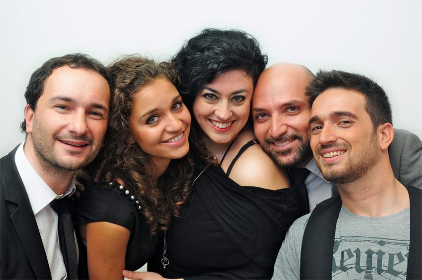 I Mezzotono su Musica Popolare Italiana