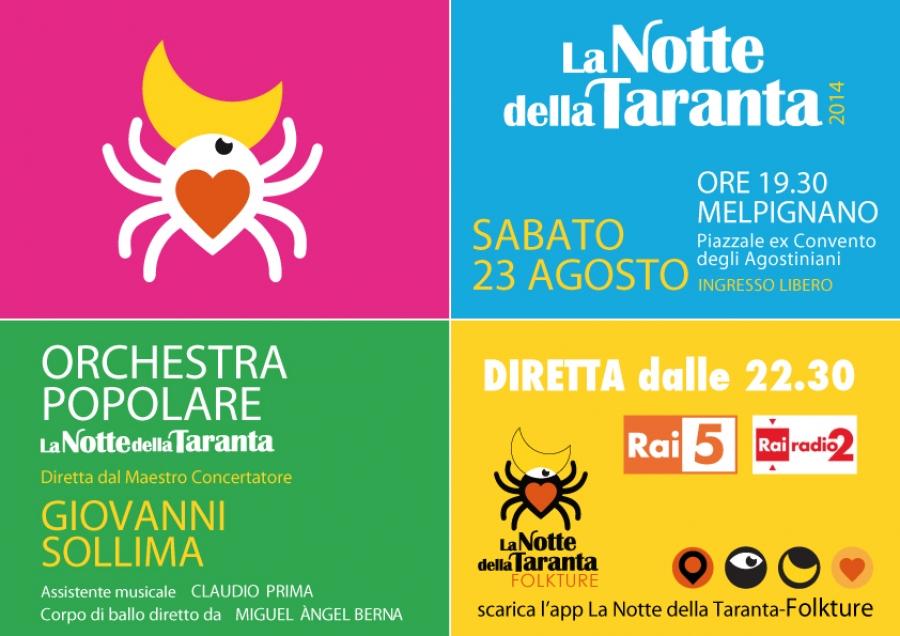 La Notte della Taranta su Musica Popolare Italiana