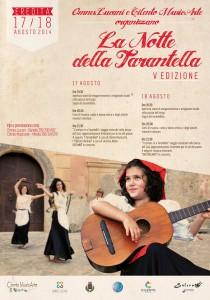 La Notte della Tarantella su Musica Popolare Italiana