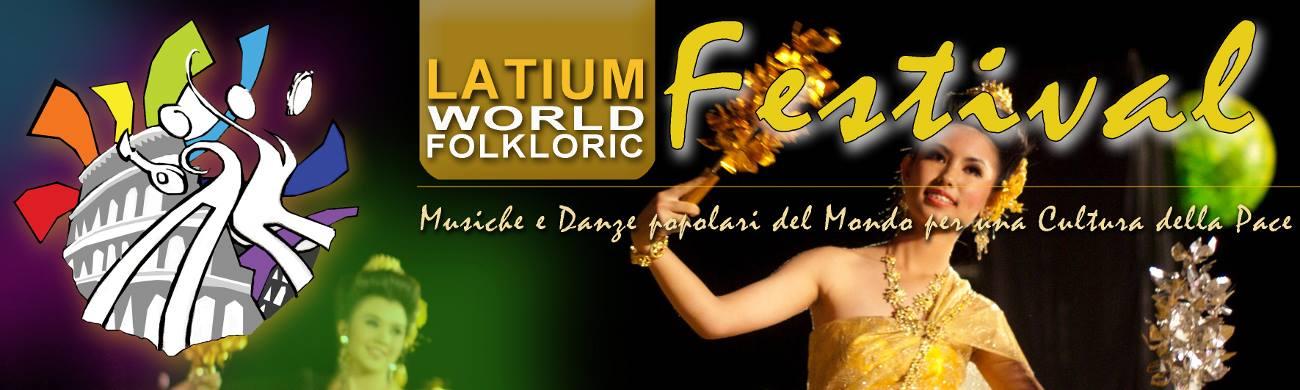 Su musica popolare italiana il Latium World Folkloric Festival