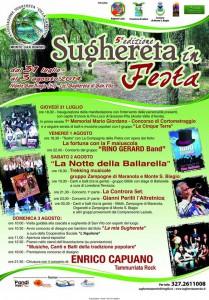 Sughereta in Festa su Musica Popolare Italiana