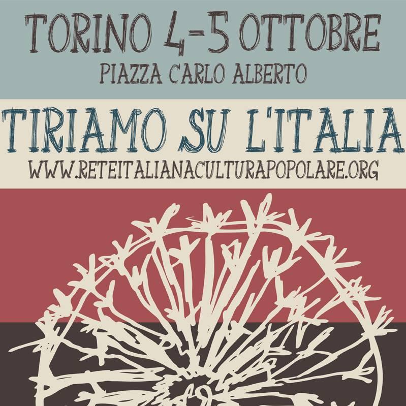 A Torino torna il Festival dell'Oralità Popolare 2014
