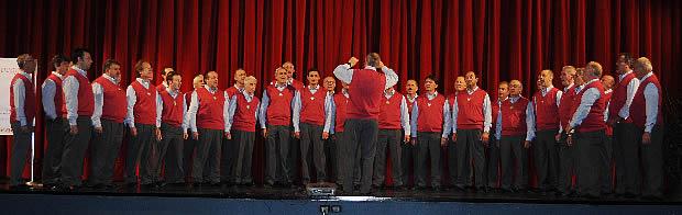 Su musica popolare italiana il Coro Brianza
