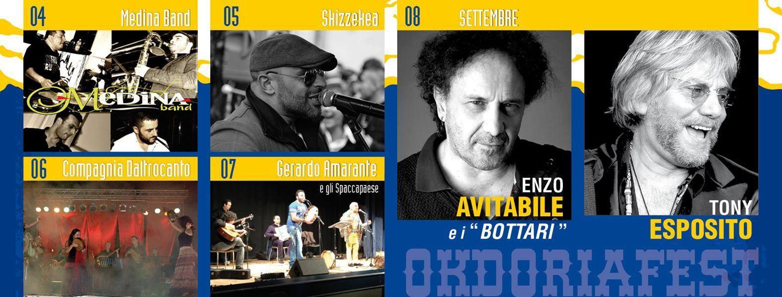 Okdoria Fest - Musica Popolare Italiana