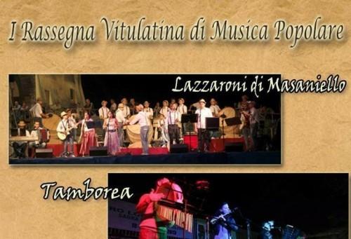 Su musica popolare italiana Vitulazio