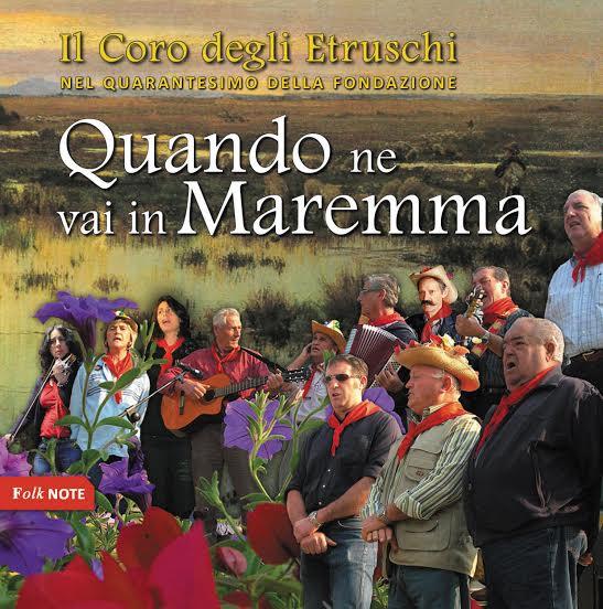 Su musica popolare italiana Il Coro degli Etruschi