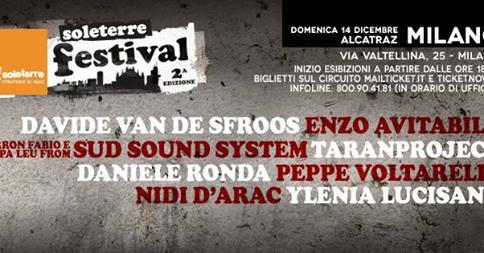 Su musica popolare italiana il soleterre festival