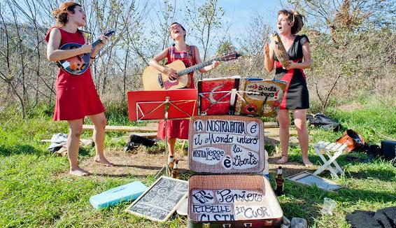 Il Trio Agrifolk De' Soda Sisters lancia un crowdfunding per il terzo album