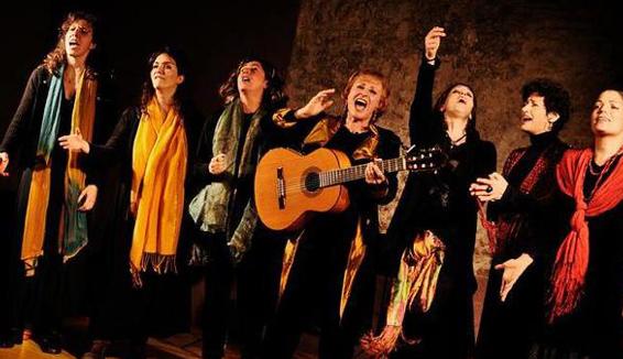 TerreDonne: l'ensemble che porta la musica nelle luoghi terremotati