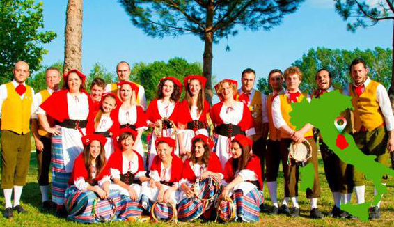 Umbria, una playlist con le canzoni popolari tipiche della regione