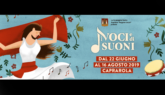 Di Voci e Di Suoni, il festival di musica e Teatro Popolare