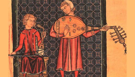 Strumenti della musica medievale