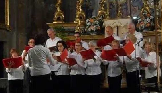 Voici venir la nuit, popular song from Valle D'Aosta