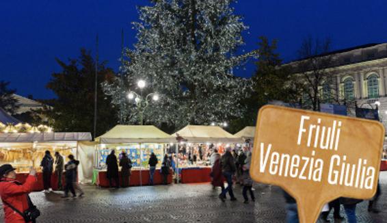 Natale e le Poesie in dialetto friulano