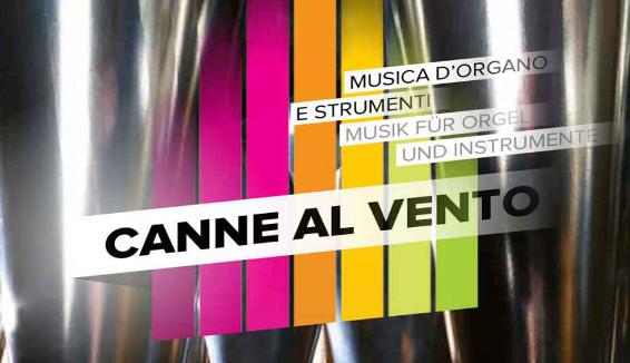 A Bolzano l'ottava edizione di Canne al Vento, rassegna per organo e strumenti a fiato