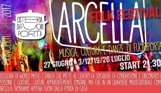 Arcella Folk Festival: a Padova world music e danza