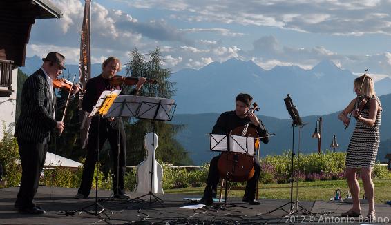 CHAMOISic: Altra Musica in Alta Quota