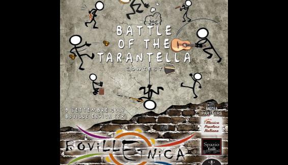 Boville Etnica lancia la sfida a colpi di musica: ecco il contest Battle of the Tarantella