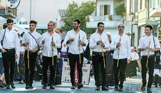 Festival delle Launeddas di Villaputzu: l' emozione e l' entusiasmo della X edizione