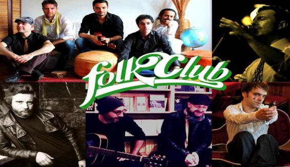 Folk Club, si parte con la 30° stagione