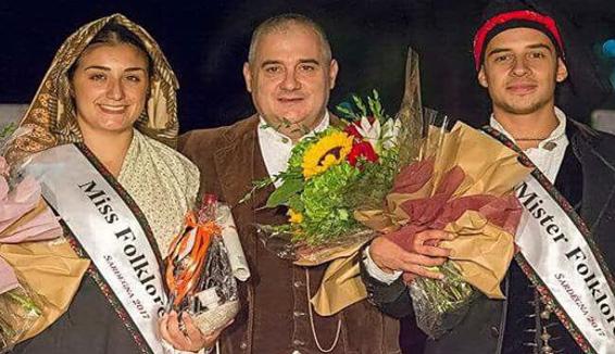 Miss e Mister Folklore: a Barrali il fascino del costume sardo