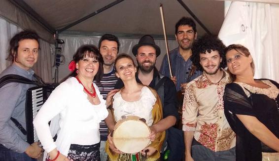 Sibylla Moris a Etnie Folk: premiata la musica popolare del centro Italia