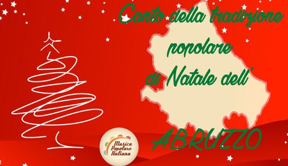 Canto della Tradizione Popolare di Natale dell'Abruzzo